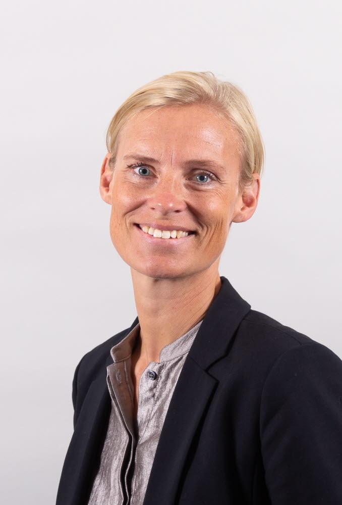 Johanna Schelin, Chef Hållbarhet och säkerhet