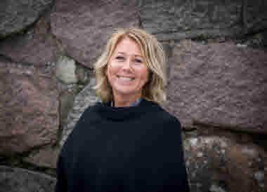 Ingeborg Eriksson, regiondirektör