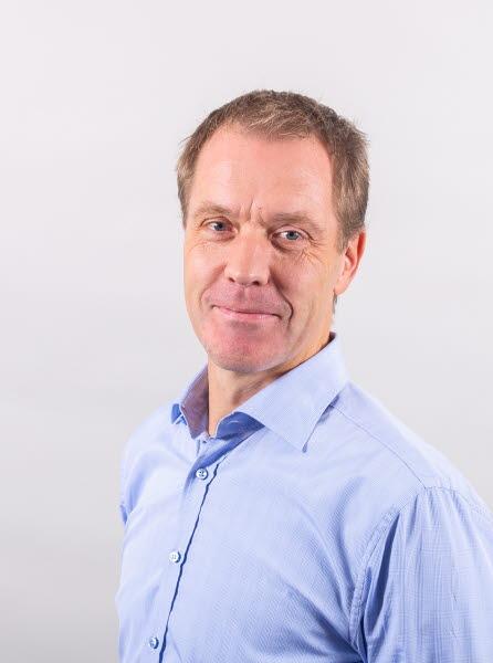 Lars Mattsson, ekonomidirektör