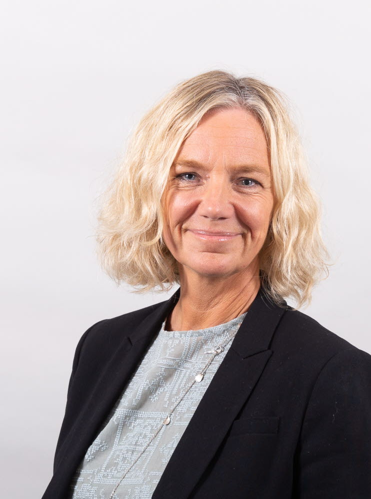 Ann-Sofie Dejke, kanslidirektör