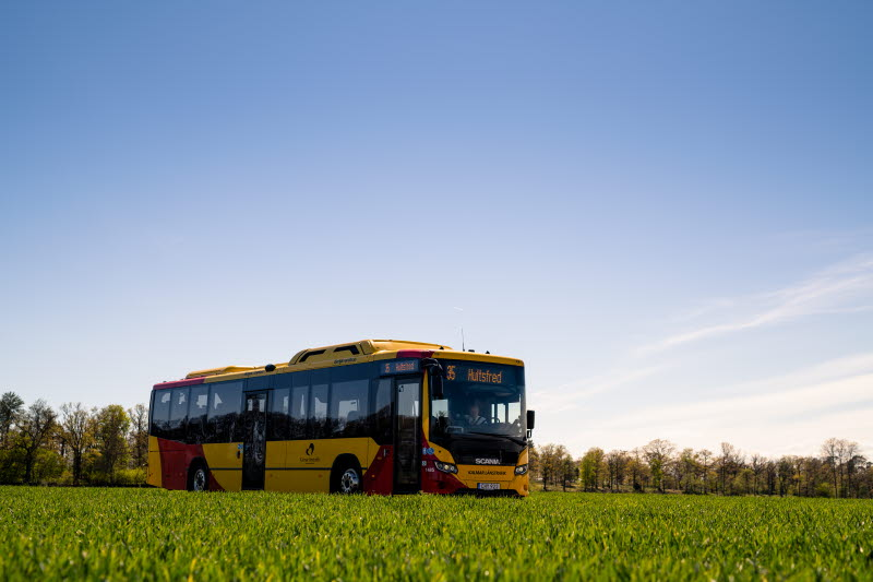 Expressbuss Hultsfred