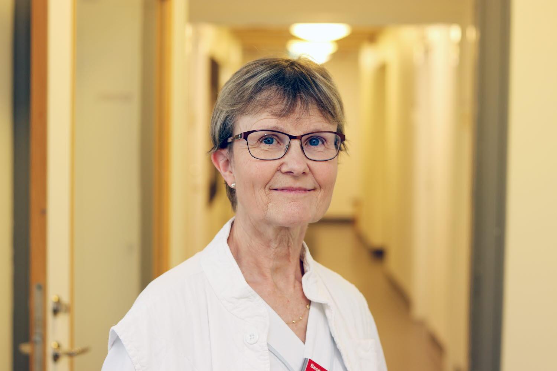 Charlotte Joborn, chefläkare primärvårdsförvaltningen