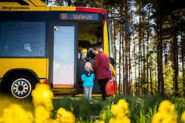 Regionbuss Västervik