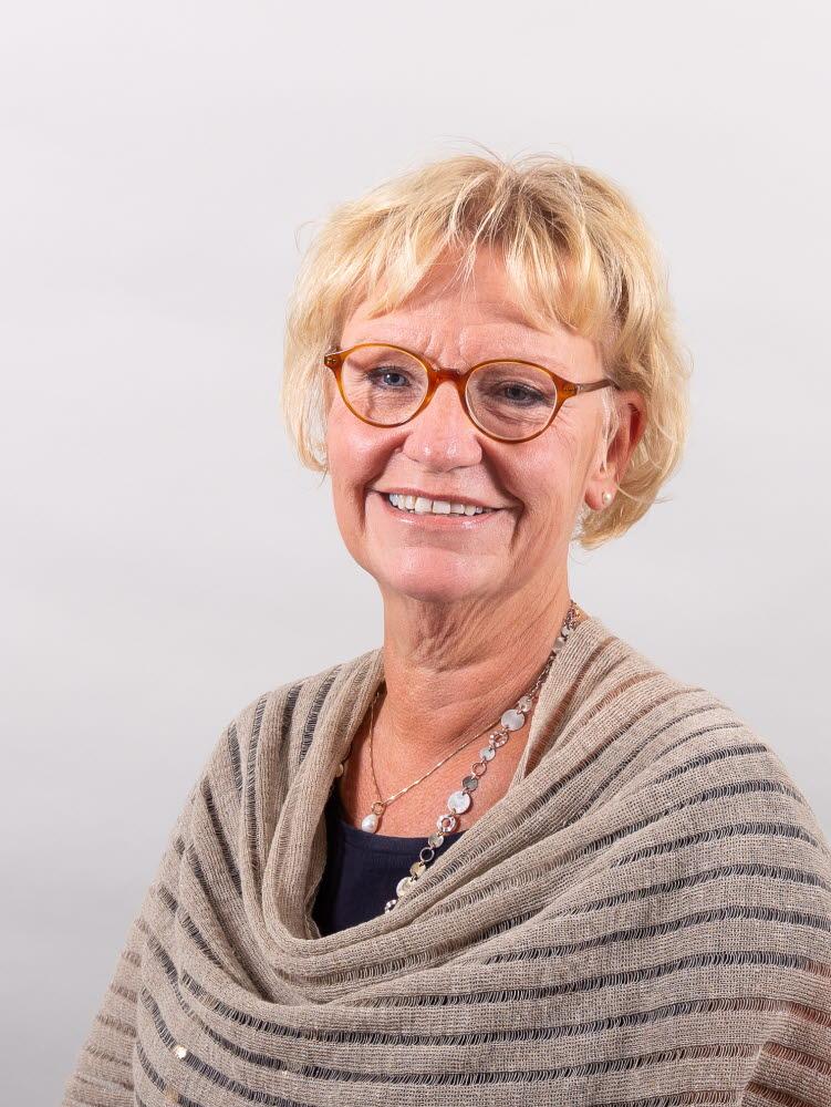 Florence Eddyson Hägg, psykiatridirektör