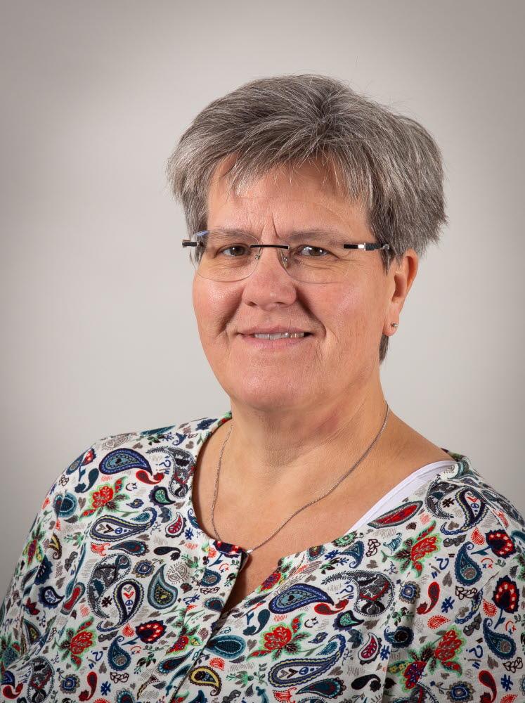 Marie Ragnarsson, vaccinationssamordnare, basenhetschef Nybro Hälsocentral