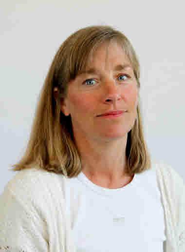 Anna Michaëlsson, chefläkare Västerviks sjukhus