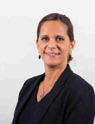 Sofia Hartz, chef Samordning hälso- och sjukvård