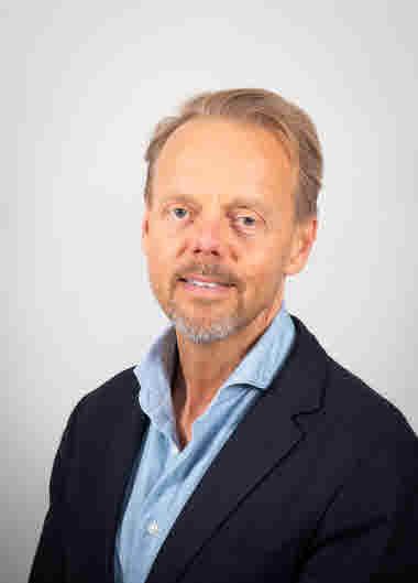 Christer Svensson, sjukhuschef Oskarshamns sjukhus