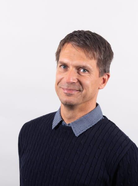 Niklas Föghner, primärvårdsdirektör
