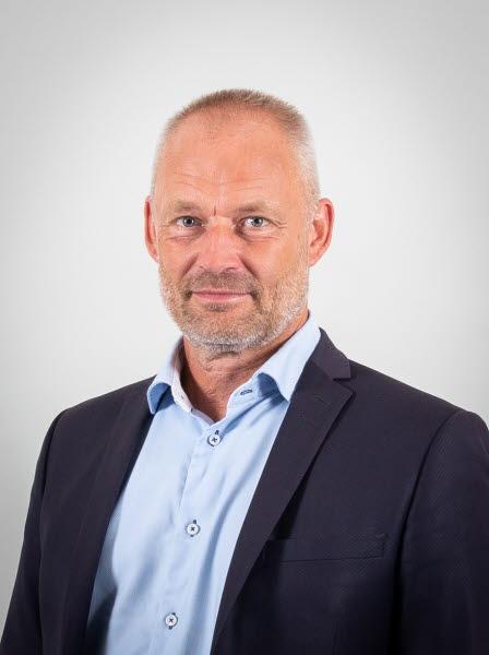 Martin Olsson, Förvaltningschef Regionservice