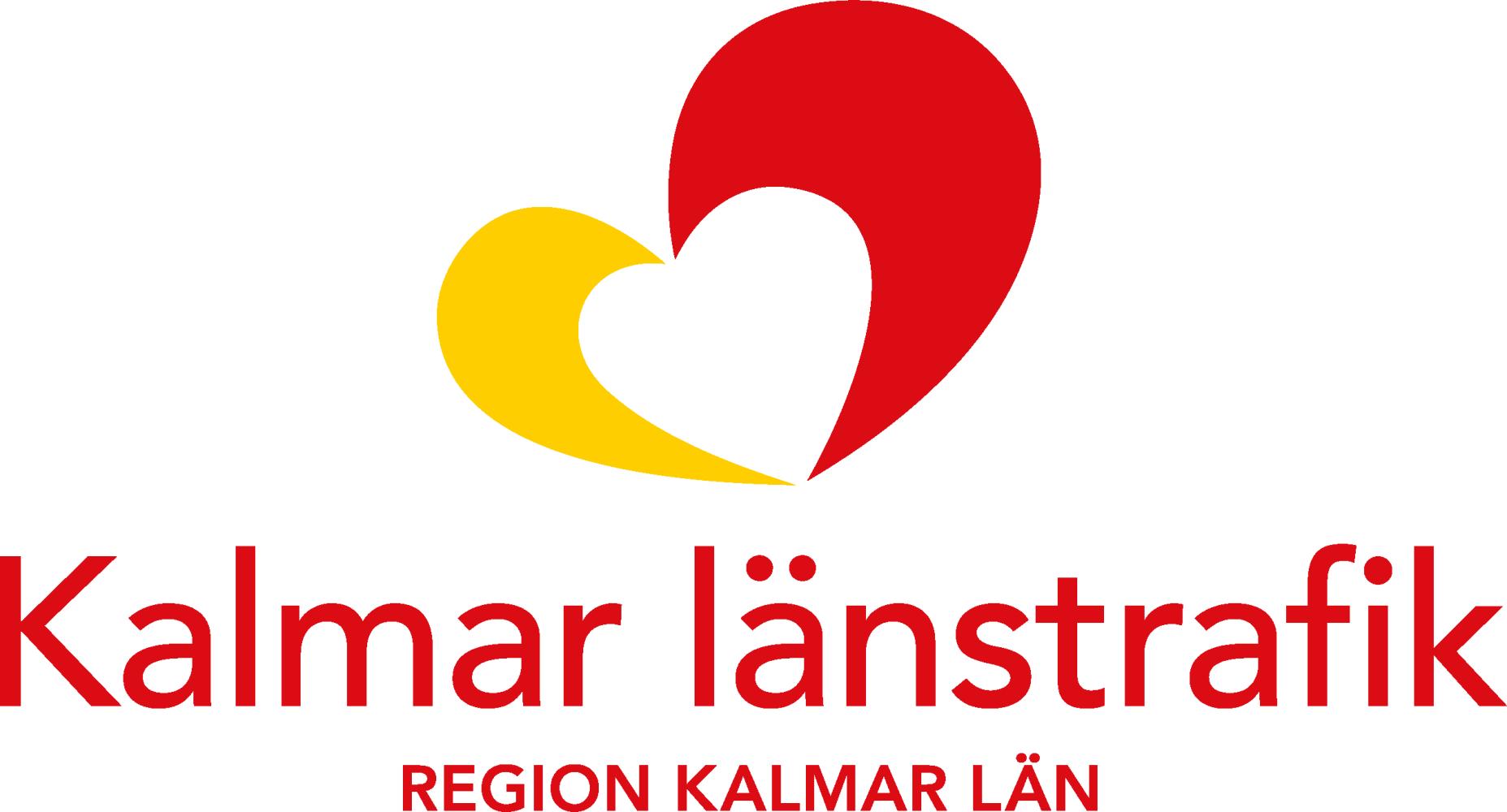 Logotype Kalmar länstrafik (färg PNG)
