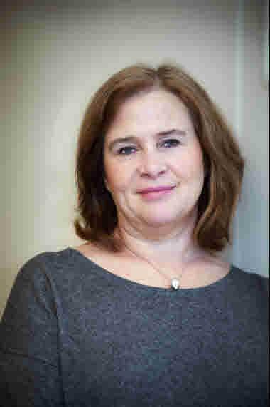 Charlotta Brunner, chefläkare Psykiatri