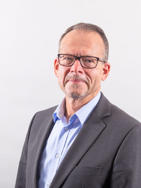Johan Hallenborg, IT-direktör