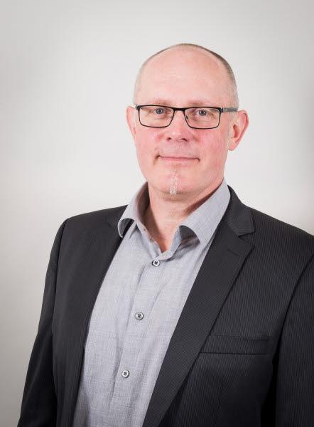 Elmar Keppel, chefläkare Oskarshamns sjukhus